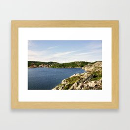 Homeland Framed Art Print