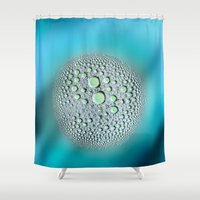 blues Shower Curtains featuring Blues by Joao Bizarro