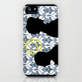 221B (BBC Sherlock) iPhone Case