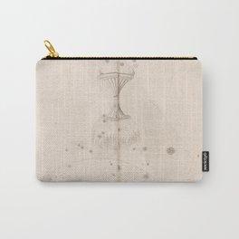 Johann Bayer - Uranometria / Measuring the Heavens (1661) - 45 Ara / Altar Carry-All Pouch