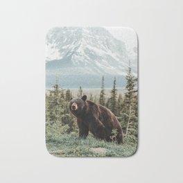 Bear Bear Bath Mat