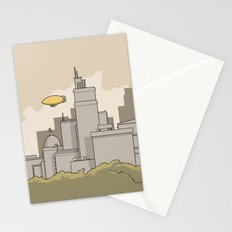 Wilbur's Big City Stationery Cards