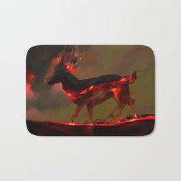 Inferno Bath Mat