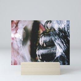 Wrapped In Plastic 3 Mini Art Print