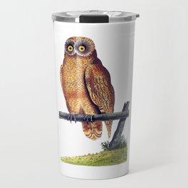 Cayenne Owl Travel Mug