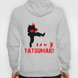 Akuma Street Fighter Hoody