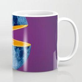 Moon orange slice Coffee Mug