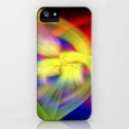 somnium colorata iPhone Case