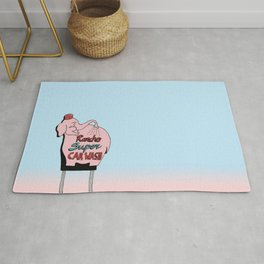 Super Car Wash Rug