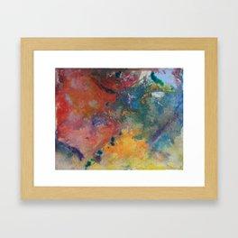 Abstract4 Framed Art Print