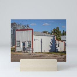 Post Office, Goodrich, North Dakota 1 Mini Art Print