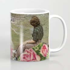 Life is a Bed of Roses Mug