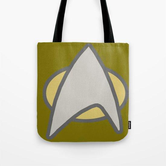 Star Trek, Communicator  Tote Bag