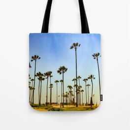 Venice beach CA. Tote Bag