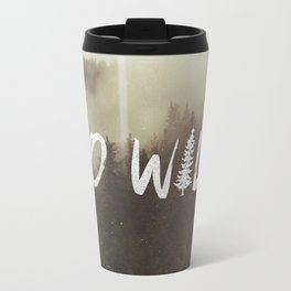 Go Wild Travel Mug