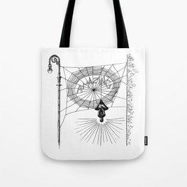 Peter's Web Tote Bag