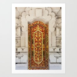 A Bali Door Kunstdrucke