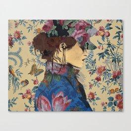 Blending In Canvas Print