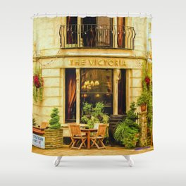 The Victoria Shower Curtain