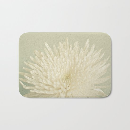 Pale Beauty Bath Mat