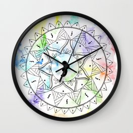 My Story Isn't Over Yet Wall Clock