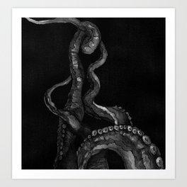 Tentacle II Art Print