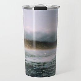 Dark Waves II Travel Mug