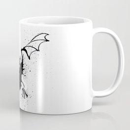 Inky Bat Coffee Mug