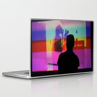 silhouette Laptop & iPad Skins featuring Silhouette by Studio Laura Campanella