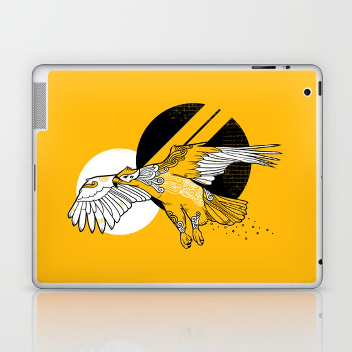 Hawk Laptop & iPad Skin