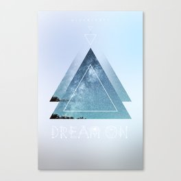 Witchcraft Sacred Dreams Canvas Print