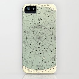 Experiment 02: Star Map iPhone Case