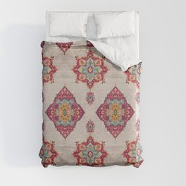N251 - Oriental Traditional Vintage Moroccan Style  Duvet Cover