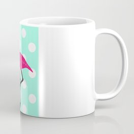 Dotty the Flamingo Coffee Mug