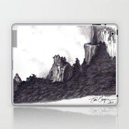 Black and White 5 Laptop & iPad Skin