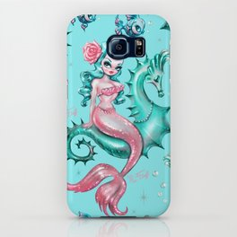 Mysterious Mermaid iPhone Case