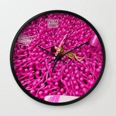 Oppression - Woman Wall Clock