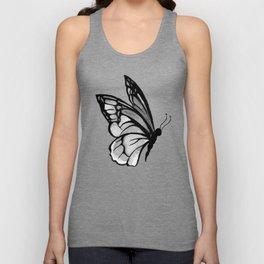 Ink butterfly Unisex Tank Top