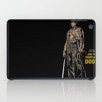 indiana jones iPad Cases featuring Indiana Jones: And the Temple of Doom by Jamesy