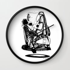 What you hold - Emilie Record Wall Clock
