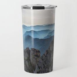 Mountains Alps Travel Mug
