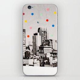 citydots iPhone Skin