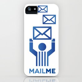 MailMe  iPhone Case