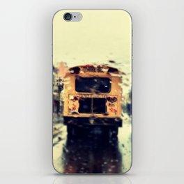 frisco kid // yellow bus iPhone Skin