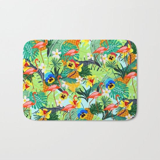 Tropical III Bath Mat