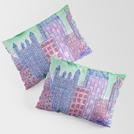 Pittsburgh Is Home Pillow Sham