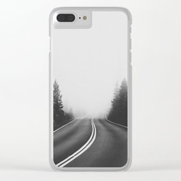 ROAD TRIP II / Colorado Clear iPhone Case