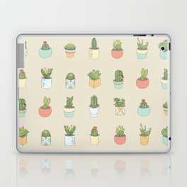 Cute Succulents Laptop & iPad Skin