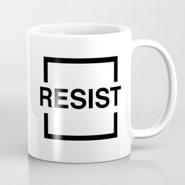 Resist 1 Coffee Mug