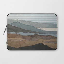 Salton Sea Landscape Laptop Sleeve